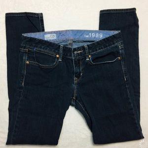 Gap- Always Skinny Jeans Size 4